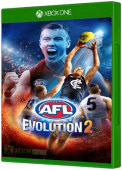 AFL Evolution 2 Xbox One Cover Art