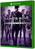 Saints Row: The Third - The Full Package  video game, Xbox One, xone