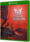 Crimson Dragon Xbox One Cover Art