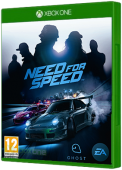 Need for Speed Xbox One Cover Art