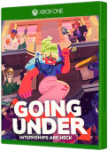 Going Under Xbox One Cover Art