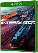 Antigraviator Xbox One Cover Art