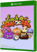 Lunch A Palooza Xbox One Cover Art
