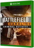 Battlefield Hardline: Criminal Activity Xbox One Cover Art
