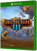 Torchlight III Xbox One Cover Art