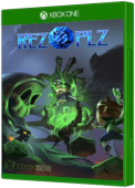 REZ PLZ Xbox One Cover Art