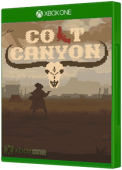 Colt Canyon Xbox One Cover Art