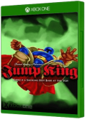 Jump King Xbox One Cover Art