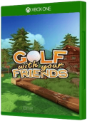 Golf With Your Friends Xbox One Cover Art