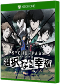 PSYCHO-PASS: Mandatory Happiness Xbox One Cover Art