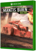 Mantis Burn Racing - Battle Cars Xbox One Cover Art