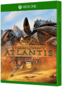 Titan Quest - Atlantis Xbox One Cover Art