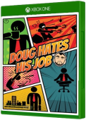 Doug Hates His Job Xbox One Cover Art