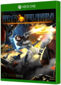 Ion Fury Xbox One Cover Art