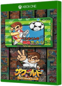 Kunio-kun's Nekketsu Soccer League Xbox One Cover Art