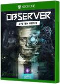 Observer System Redux Xbox One Cover Art