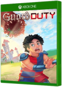 Guard Duty Xbox One Cover Art