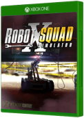 Robot Squad Simulator X Xbox One Cover Art