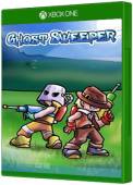 Ghost Sweeper Xbox One Cover Art