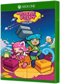 Pushy and Pully in Blockland Xbox One Cover Art