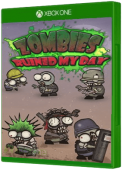 Zombies ruined my day Xbox One Cover Art