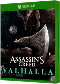 Assassin's Creed Valhalla Xbox One Cover Art