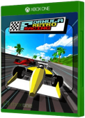 Formula Retro Racing Xbox One Cover Art