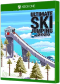 Ultimate Ski Jumping 2020 Xbox One Cover Art