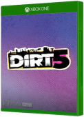 DiRT 5 video game, Xbox One, xone