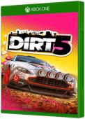 DiRT 5 Xbox One Cover Art