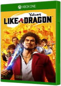 Yakuza: Like a Dragon Xbox One Cover Art