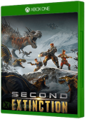 Second Extinction Xbox One Cover Art
