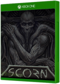 Scorn Xbox One Cover Art
