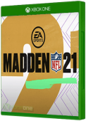 Madden NFL 21 Xbox One Cover Art