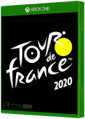 Tour de France 2020 Xbox One Cover Art