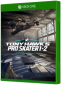 Tony Hawk's Pro Skater 1 + 2 Xbox One Cover Art