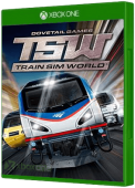Train Sim World: LIRR M3 Xbox One Cover Art