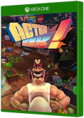 Action Henk Xbox One Cover Art