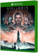 Stellaris: Console Edition - Megacorp Xbox One Cover Art