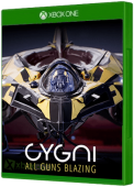 CYGNI: All Guns Blazing Xbox One Cover Art