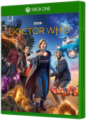 Doctor Who Xbox One Cover Art