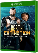 Depth of Extinction Xbox One Cover Art