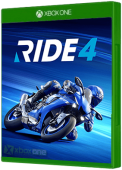 RIDE 4 video game, Xbox One, xone