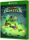 Genetic Disaster Xbox One Cover Art