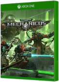 Warhammer 40,000: Mechanicus Xbox One Cover Art