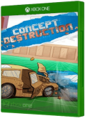 Concept Destruction Xbox One Cover Art