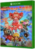 Georifters Xbox One Cover Art