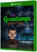 Goosebumps Dead Of Night Xbox One Cover Art
