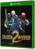 Shadow Warrior 2 Xbox One Cover Art