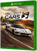Project CARS 3 video game, Xbox One, xone